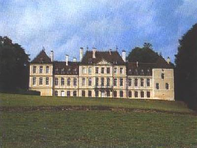 Chateau de lantilly